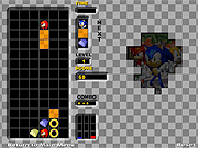 Click to Play Sonic Hero Puzzle