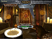 Click to Play Lord of the Rings - Swig and Toss