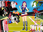 Click to Play Sports Girl Dressup