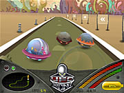 Click to Play UFO Racing