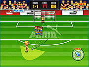 Click to Play Freekick Mania