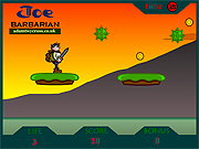 Click to Play Joe Barbarian