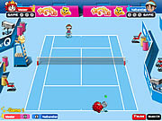 Click to Play Tennis Master