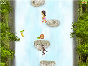 Click to Play Jess's Waterfall Jumps