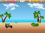 Click to Play Army Driver