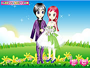 Click to Play Sweet Spring Wedding