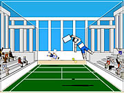Click to Play Ragdoll Tennis