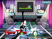 Click to Play Dance Show Demo
