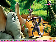 Click to Play Hidden Numbers - Horton Hears