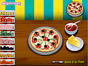 Click to Play Italian Pizza Match