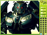 Click to Play Transformer - Find The Numbers