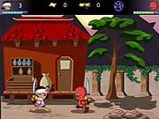 Click to Play 3 Foot Ninja I - The Lost Scrolls