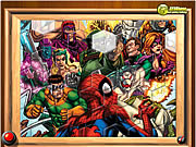 Click to Play Spiderman VS Villains Fix My Tiles