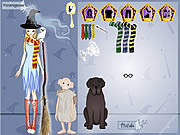 Click to Play Hogwarts Avatar Creator