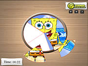 Click to Play Pic Tart - Spongebob Squarepants