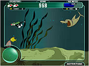 Click to Play Sylvester Under The Sea