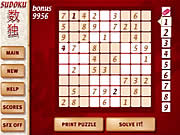 Click to Play Sudoku