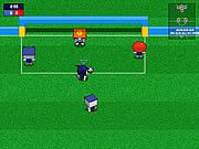 Click to Play Mini Soccer