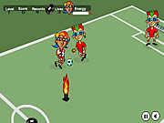 Click to Play Rockin' Soccer