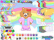 Click to Play Care Bears Dress Up