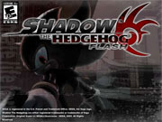 Click to Play Sonic - Shadow The Hedgehog
