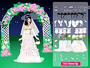 Click to Play Night Bride Dressup