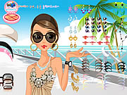 Click to Play Summer Dress Up