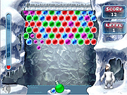 Click to Play Yeti Bubbles
