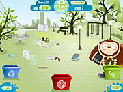Click to Play Recycle Roundup