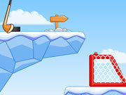 Click to Play Accurate Slapshot