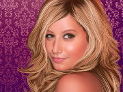 Click to Play Ashley Tisdale Makeover Time