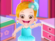 Click to Play Baby Hazel Ballerina Dance