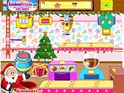 Click to Play Baking with Santa