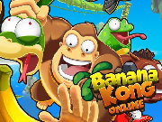 Click to Play Banana Kong Online