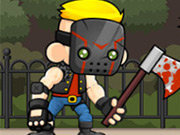 Click to Play Beat the Zombie