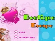 Click to Play Boutique Escape