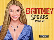 Click to Play Britney Spears Makeup