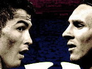 Click to Play Cristiano Ronaldo vs Lionel Messi Puzzle