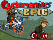 Click to Play Cyclomaniacs Epic