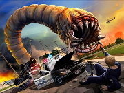 Click to Play Death Worm Game