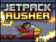 Click to Play Jetpack Rusher