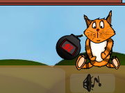 Click to Play Kitty Bomber