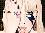 Click to Play Lady Gaga Design
