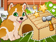 Click to Play My Puppy House