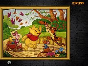 Click to Play Puzzle Mania Winnie the Pooh 2