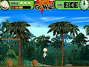 Click to Play Rugrats: Jungle Stumble