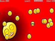 Click to Play Smiley Showdown