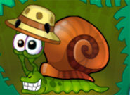Click to Play Snail Bob 8