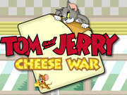 Click to Play Tom and Jerry Cheese War