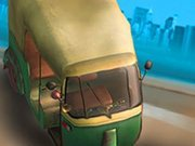 Click to Play Tuk Tuk City Driving Sim